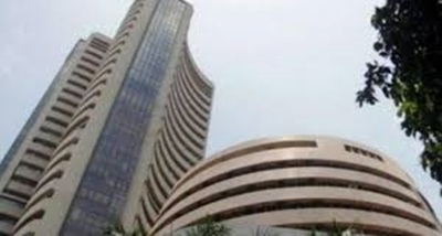 Benchmark domestic stocks surge around 0.8 per cent amid positive global cues