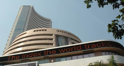 Sensex shed 10 points, to trade at 41,313