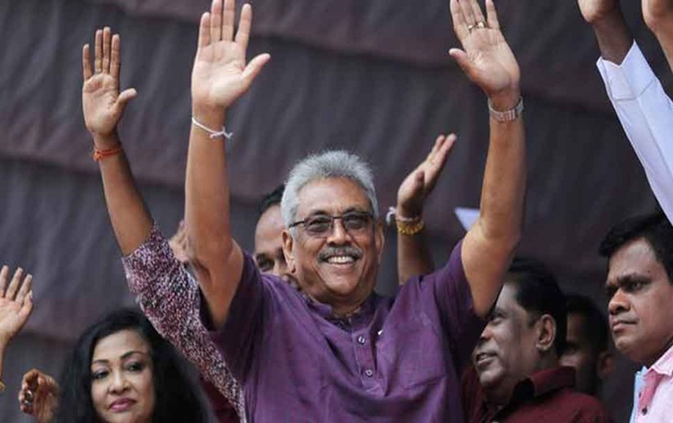 Gotabaya Rajapakasa to be sworn-in as new President of Sri Lanka today