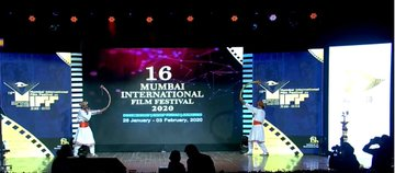 Mumbai International Film Festival got off to a colourful start