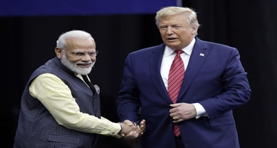 Donald Trump thanks PM Modi for US Independence Day wish, says 'America loves India'