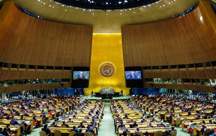 76th Session of UN General Assembly gets underway in New York