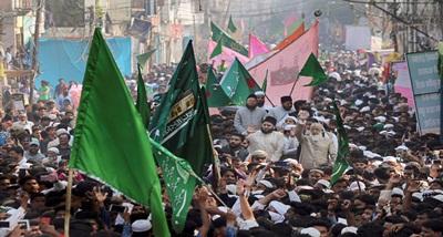 Eid Milad-un-Nabi being celebrated today