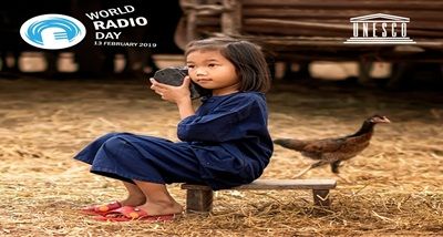 World Radio Day: Radio unites and empowers people