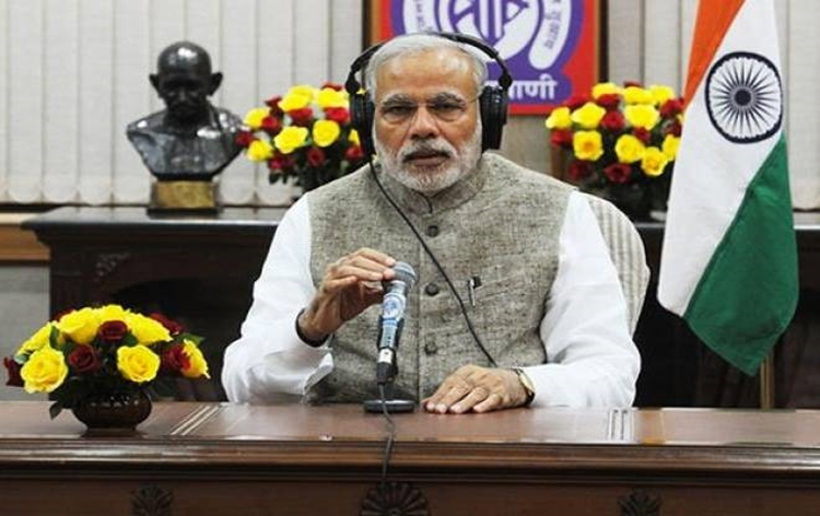 PM Modi to share his thoughts in 'Mann Ki Baat' programme on Aug 25