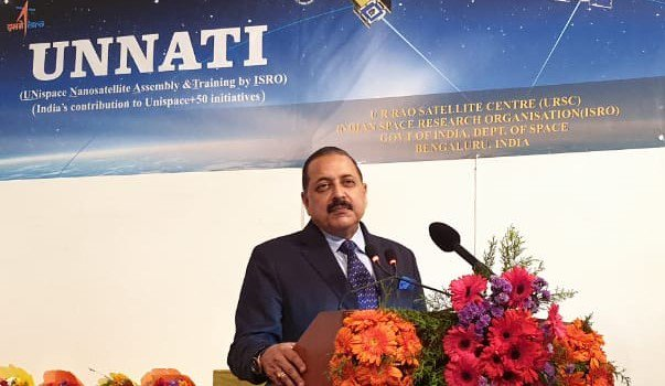 contribution of india in space research