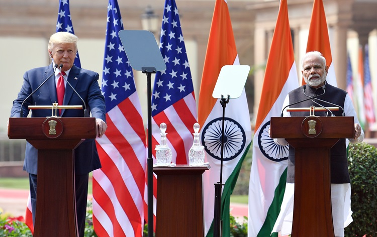 Talks between Modi-Trump held in five major categories of security, defence, energy, technology and people to people contact