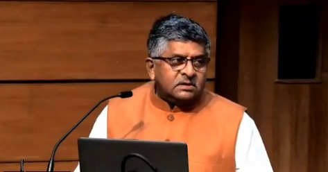 Law Minister Ravi Shankar Prasad launches Online Grievance Management Portal of National Commission for Scheduled Castes