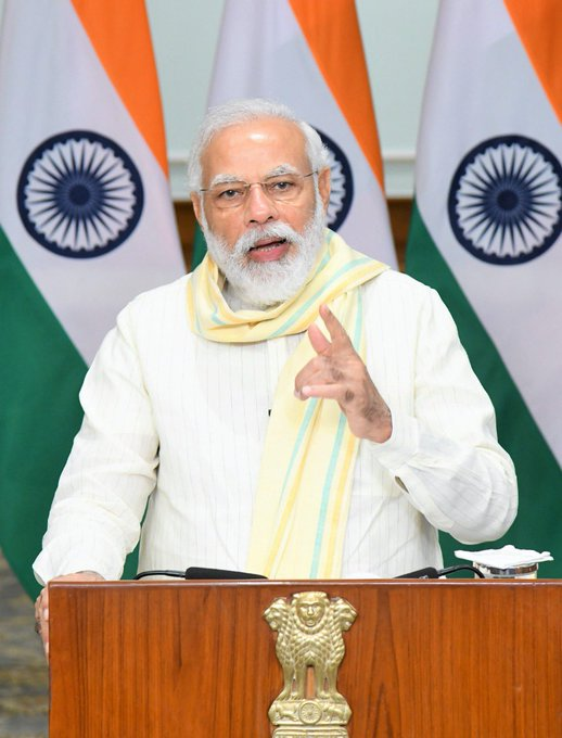 PM Modi to chair high-level meetings on Friday to review prevailing COVID-19 situation