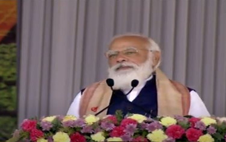 Prime Minister says, fast-paced and all round development of Assam is very important to Government