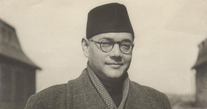Nation pays homage to great freedom fighter Netaji Subhash Chandra Bose on his birth anniversary today