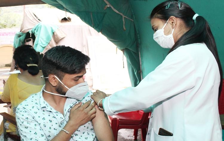 India crosses 75 crore mark in Covid-19 vaccination