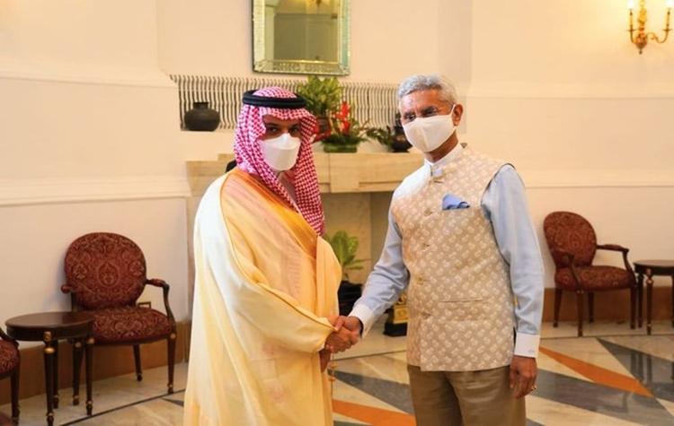 EAM Dr. S. Jaishankar, Saudi Arabia FM exchange views on developments in Afghanistan, other issues
