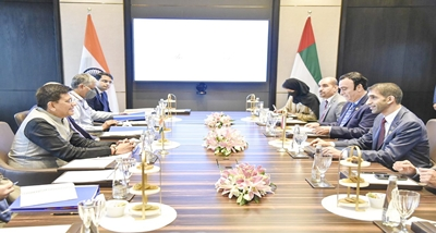 India, UAE to hold first round of negotiations for CEPA today