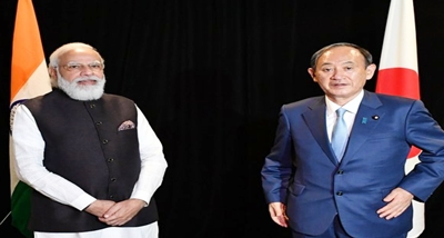 India, Japan reaffirm commitment towards free, open & inclusive Indo-Pacific region