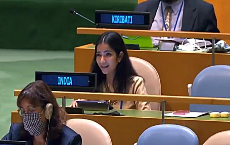 New Delhi slams Islamabad for misusing UN platforms against India