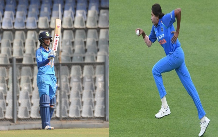 Mandhana, Jhulan continue to top the charts in ICC Women's ODI Rankings