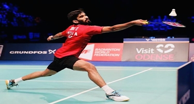 Indian challenge in Hong Kong Open ends with Kidambi Srikanth's exit