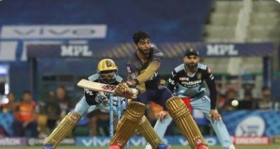 IPL 2021: Kolkata Knight Riders defeat Royal Challengers Bangalore by nine wickets