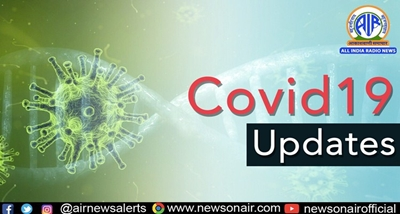 COVID-19 cases continue to soar in Nagaland