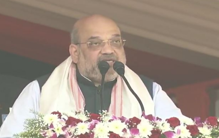Home Minister Amit Shah says, development in Assam is not possible without peace in region